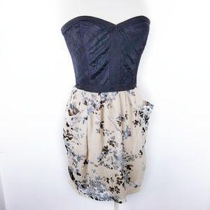 Sugarlips Large Strapless Dress
